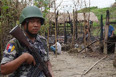 মিয়ানমারে এখনো গণহত্যা চলছে: জাতিসংঘ