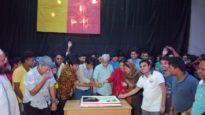 শাবিতে  জাফর ইকবালের 'রঙিন চশমা'