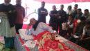 অটল লতিফ সিদ্দিকী, অবস্থান ধর্মঘট অব্যাহত রেখেছেন