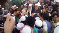 সুনামগঞ্জে আল্লামা নুর হোসাইন কাসেমী: জুলুম নির্যাতন রুখে দিতে ধানের শীষে ভোট দিন