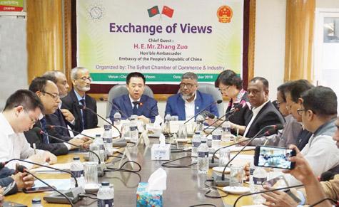 'প্রতিবেশী দেশগুলোর মধ্যে বাংলাদেশকে বিশেষ গুরুত্ব দিচ্ছে চীন'