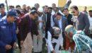 জগন্নাথপুরে ফসল রক্ষা বাধের উদ্বোধন করলেন পরিকল্পনা মন্ত্রী