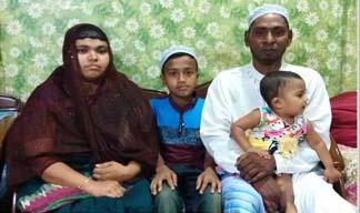 সিলেটে এক পরিবারের ৪ জনের ইসলাম ধর্ম গ্রহণ