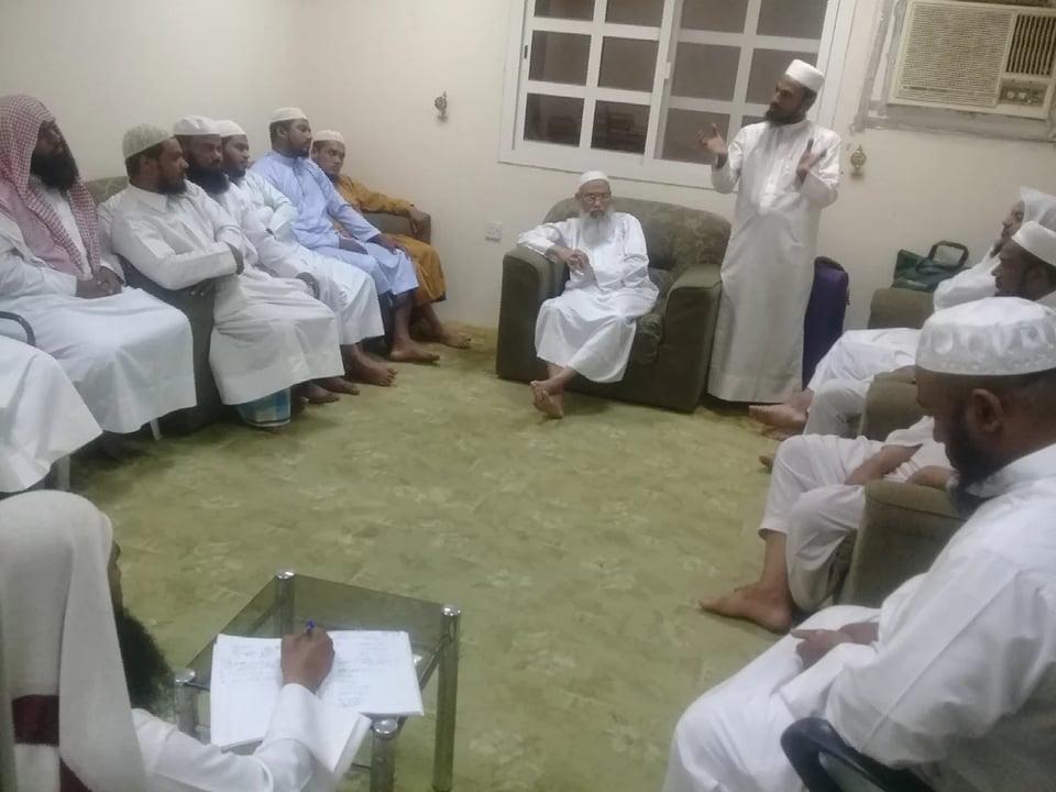 কাতার জমিয়ত এর 'সুমাল শাখা'র পুর্ণাঙ্গ কমিটি ঘোষণা