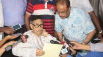 জাতীয় পার্টির ভারপ্রাপ্ত চেয়ারম্যান জিএম কাদের: এরশাদ
