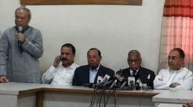 খালেদা জিয়ার স্বাস্থ্যের অবস্থা অবনতিশীল: জমির উদ্দিন সরকার