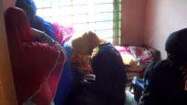 সিলেটে আবাসিক হোটেল থেকে অসামাজিক কাজে লিপ্ত ১০ নারী-পুরুষ আটক