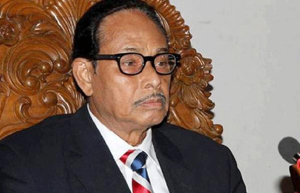 সাবেক রাষ্ট্রপতি হুসেইন মুহম্মদ এরশাদ আর নেই