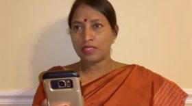নতুন ভিডিও বার্তায় যা বললেন প্রিয়া সাহা