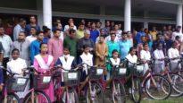 শ্রীমঙ্গলে ৮৫০ জন ক্ষুদ্র নৃ-গোষ্ঠীর শিক্ষার্থীরা পেলা শিক্ষা বৃত্তি ও উপকরণ