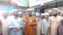 সৈয়দপুরে 'কাশ্মীর আযাদ' স্লোগানে মুখরিত