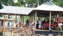 এবার বাংলাদেশে ঢুকে বাড়ি নির্মাণে বাঁধা দিল ভারতীয় বাহিনী বিএসএফ