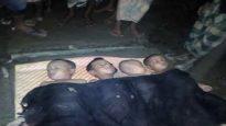 সুনামগঞ্জের কালিয়াকুটা হাওরে নৌকাডুবিতে শিশুসহ ৯ জনের লাশ উদ্ধার