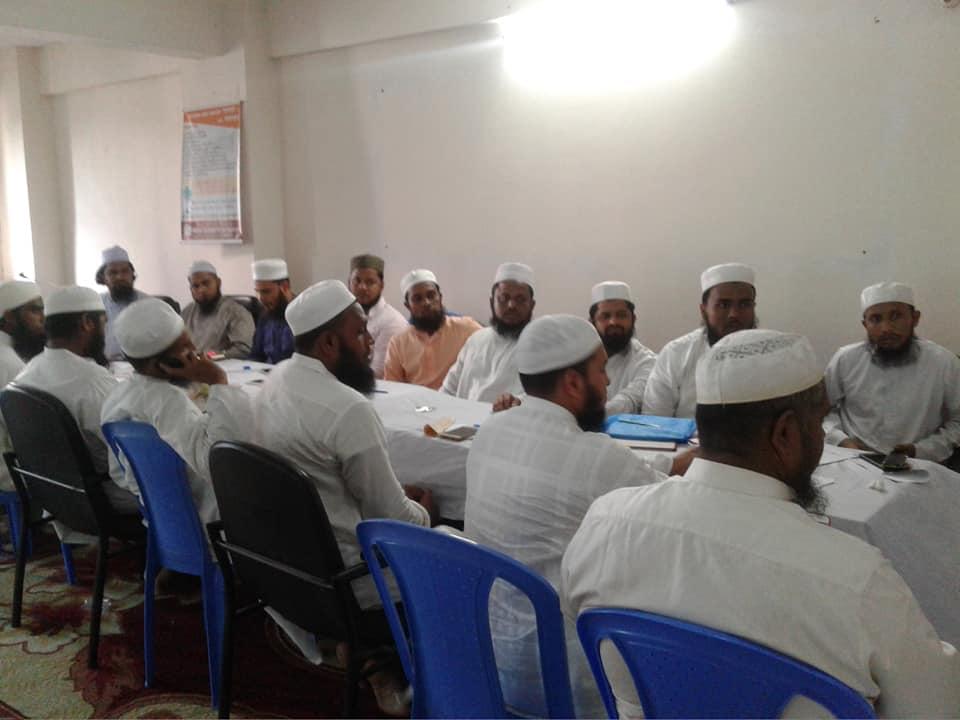কাশ্মীরে মুসলিম নির্যাতনবন্ধে বাংলাদেশ সরকারকে কার্যকর পদক্ষেপ নেয়ার আহবান যুব জমিয়তের