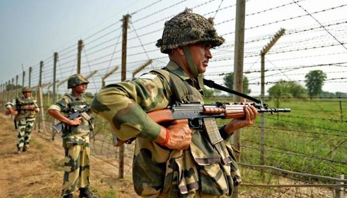 ভারতীয় বাহিনী বিএসএফের গুলিতে বাংলাদেশি যুবক নিহত