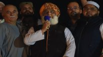 রাজনৈতিক ঝামেলায় সেনাবাহিনীর জড়ানো উচিত না: মাওলানা ফজলুর রহমান