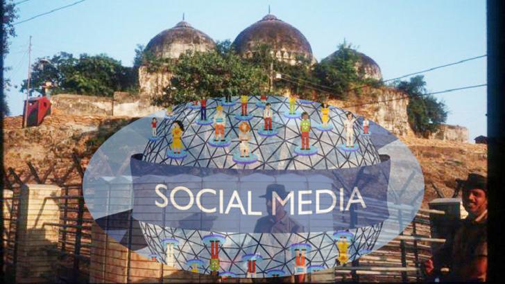 বাবরি মসজিদ রায় ঘিরে সোশ্যাল মিডিয়ায় কড়া নজরদারি ভারতজুড়ে