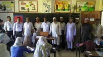 ছাত্র পরিষদ দলইর গাঁও এর  বৃত্তিপরীক্ষা সম্পন্ন
