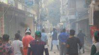 আওয়ামীলীগ-বিএনপি তুমুল সংঘর্ষ, আহত ৭০