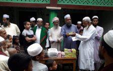 সুনামগঞ্জে ঈদবস্ত্র উপহার দিল আর-রাহীম ফাউন্ডেশন
