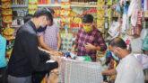 মৌলভীবাজারে আটটি ব্যবসাপ্রতিষ্ঠানকে ২৩ হাজার টাকা জরিমানা