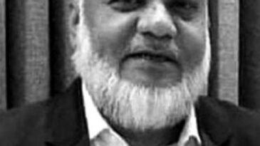 সিলেটের  প্রবীণ সাংবাদিক আজিজ আহমদ সেলিম আর নেই