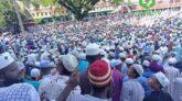 খলিলুর রহমান পীরসাহেব বরুনার দাফন সম্পন্ন