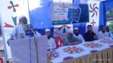জগন্নাথপুরের দাওরাই বাজারে মাদানী সংগ্রাম পরিষদের দোয়া মাহফিল অনুষ্ঠিত