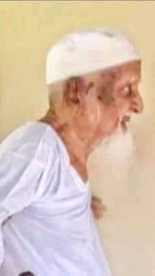 খলীফায়ে মাদানী আল্লামা আবদুল হালিম লোহাড়ীর ইন্তেকাল