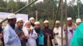 কুলাউড়ায় মসজিদে দারুর রাশাদ ও দারুর রাশাদ ইসলামিক সেন্টারের ভিত্তিস্থাপন