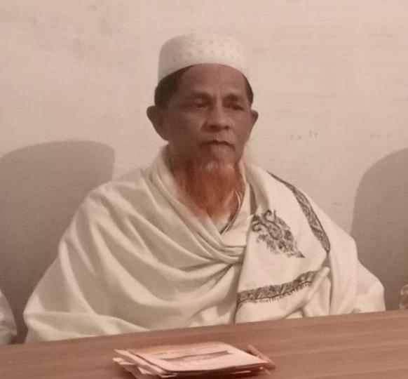 সাবেক মেম্বার মাওলানা সৈয়দ মুনসিফ আলীর ইন্তেকাল