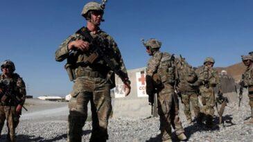 আফগানিস্তান থেকে মার্কিন সেনাদের প্রত্যাহারের ঘোষণা বাইডেনের