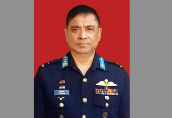 বিমান বাহিনীর নতুন প্রধান শেখ আব্দুল হান্নান
