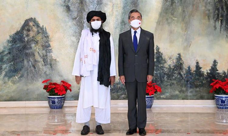 আফগান মাটি চীনের বিরুদ্ধে ব্যবহার করতে দেওয়া হবে না: তালেবান