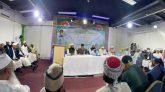 লন্ডনে সর্বদলীয় উলামায়ে কেরামের অংশগ্রহণে আলোচনা সভা ও দোয়া মাহফিল অনুষ্ঠিত